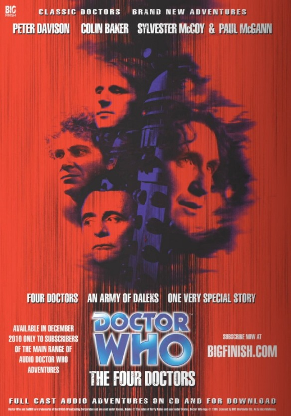 the four doctors poster