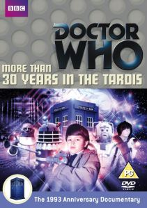 More Than 30 Years In The TARDIS - R2 DVD Cover