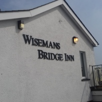 Wiseman's Bridge Inn, April 2019
