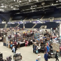 The 'Film and Comic Con Glasgow 2019', Braehead Arena, August 2019