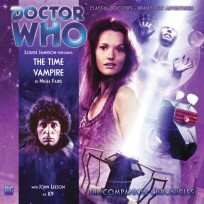 the time vampire doctor who cd