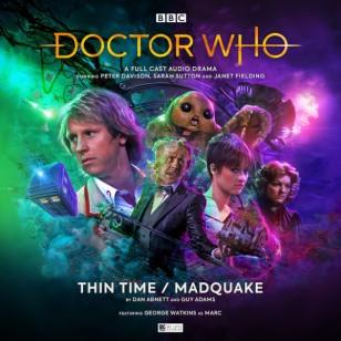 thin time madquake cd